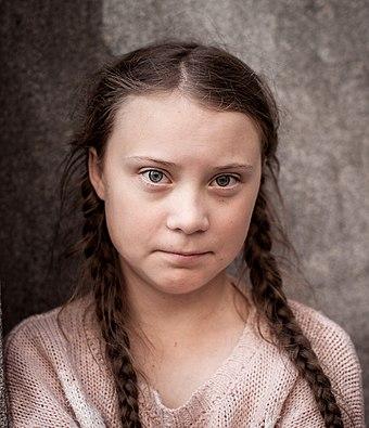 Greta Thunberg et le climat !
